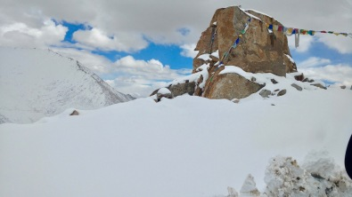 road trip to khardung la - Highest motorable road in the world