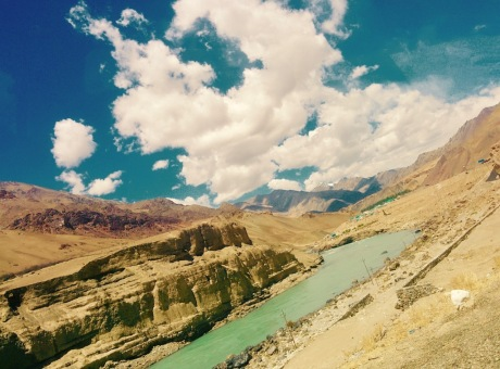 Road trip from Kashmir to Leh Ladakh