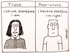 What is Post-truth?