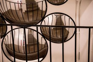 Illusions at Camera Obscura - things to do in Edinburgh Scotland