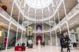 National Museum of Scotland - things to do in Edinburgh Scotland