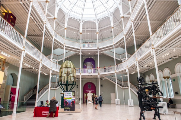 National Museum of Scotland - things to do in Edinburgh Scotland