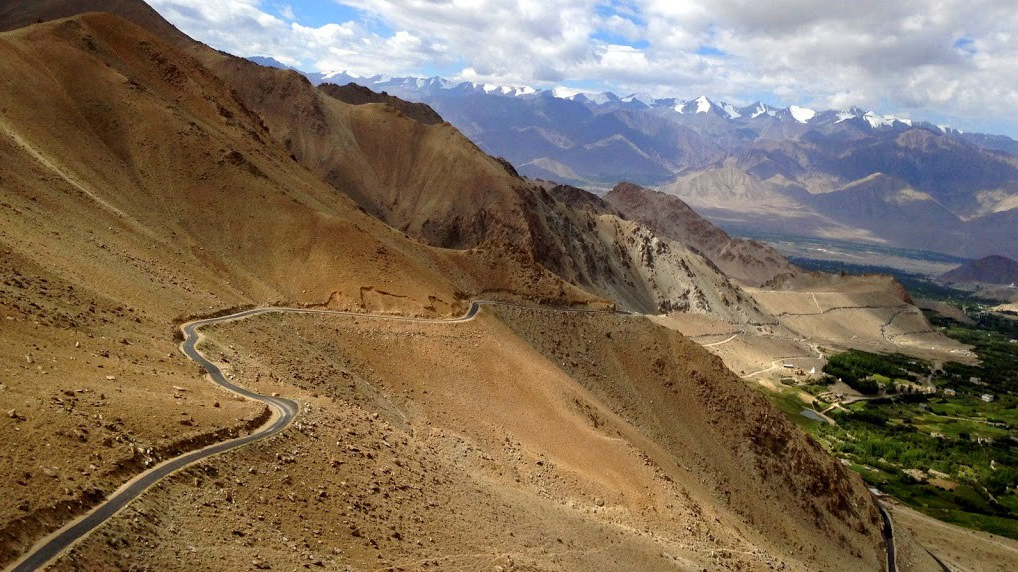 Nubra Valley road trip from Khardungla, Leh ladakh
