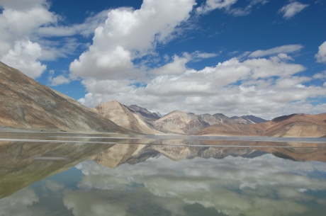 travel from leh to pangong lake- Breath taking view of Pangong Tso, Leh Ladakh, India