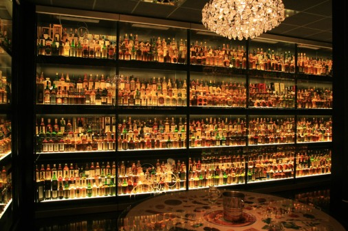 Scotch Whisky Experience - things to do in Edinburgh Scotland