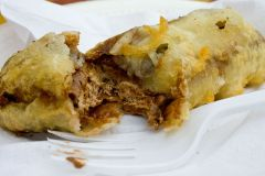 15 things to do in Glasgow Scotland - Deep Fried Mars Bar