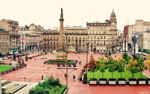 15 things to do in Glasgow Scotland - George Square