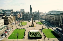 George Square Glasgow