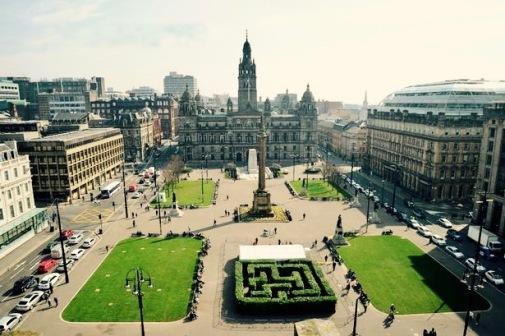 George Square Glasgow