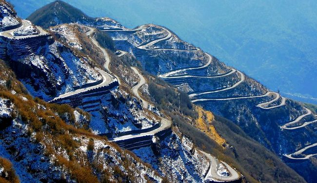 Top 13 World's Highest and dangerous motorpass or roads (8 mins read)