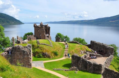 places to visit in Scotland -Easter travel guide