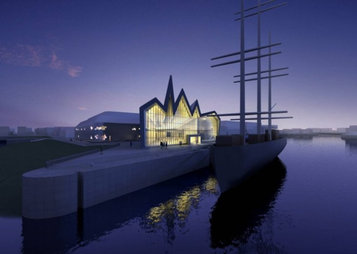 The Riverside Museum - things to do in Glasgow Scotland